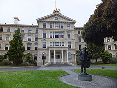 Old Government Buildings, Wellington.JPG