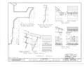 Oliver Hewlett House, 86 Main Street, East Rockaway, Nassau County, NY HABS NY,30-ROCKE,1- (sheet 10 of 10).png