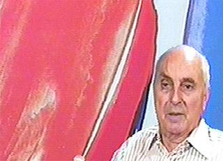 Olivier Debré French painter