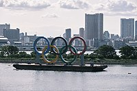 Olympic Rings floating near Odaiba (49933433502).jpg