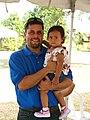Omar Monsegur, USFWS Biologists and daughter (6512346631).jpg