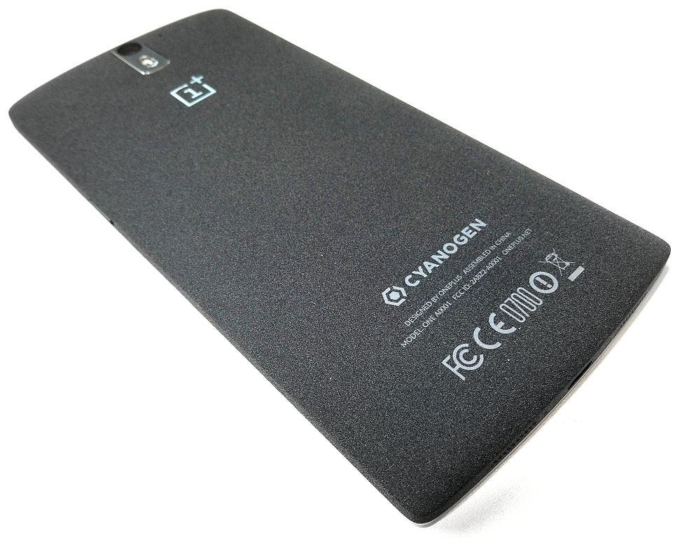 File:OnePlus One Back.JPG