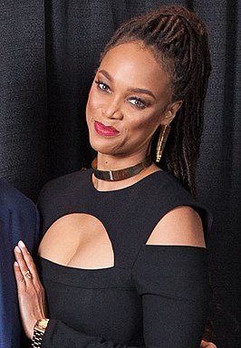 Tyra Banks in 2016