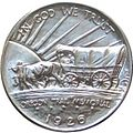 Oregon trail memorial half dollar commemorative reverse.jpg