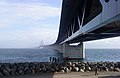 Oresund bridge from peberholm2.jpg