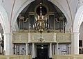 Orgelläktaren Söderbärke kyrka 01.jpg