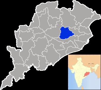 Dhenkanal district   Familypedia   FANDOM powered by Wikia