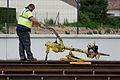 Orléans chantier tram B construction voie 16.jpg