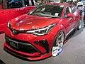 Osaka Auto Messe 2020 (119) - Toyota C-HR the latter model KUHL FULL AERO KIT CHR-RS.jpg