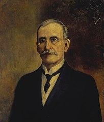 Retrato de Antonio Luís Gonzaga da Silva Leme