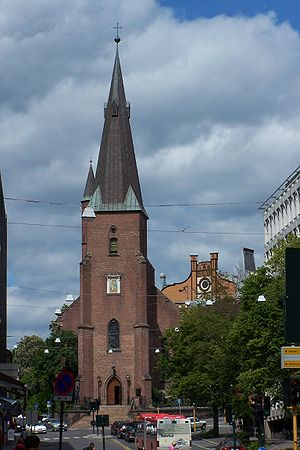 Roman Catholic Diocese of Oslo - St. Olav's Cathedral