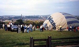 Oswaldtwistle - White Ash Field (1988)
