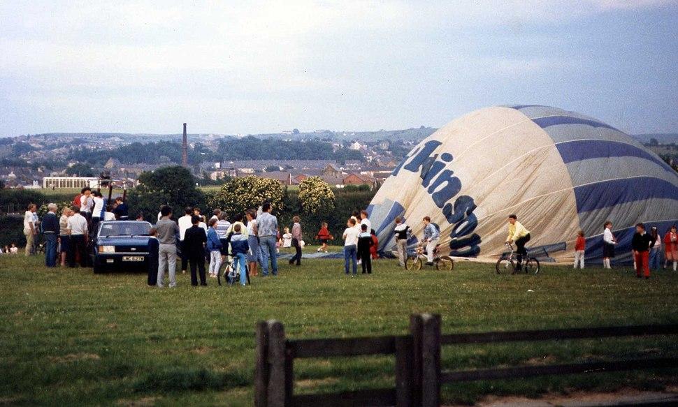Oswaldtwistle Balloon