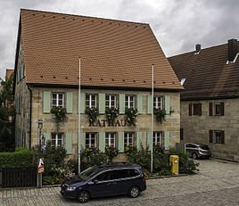 City Hall of Ottensoos