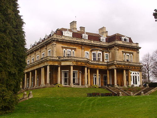 Headington Hill Hall, the home of the School of Law
