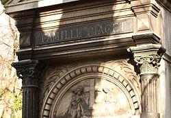 Tomb of Piaget