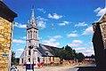 Pédernec. Eglise. Clocher.jpg