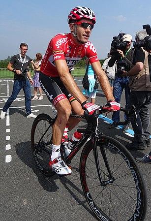 Péronnes-lez-Antoing (Antoing) - Tour de Wallonie, étape 2, 27 juillet 2014, départ (C065).JPG
