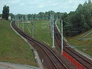Poznań Fast Tram - PST northern terminus, Os. Jana III Sobieskiego