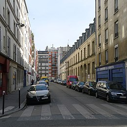 Image illustrative de l'article Rue Niepce (Paris)