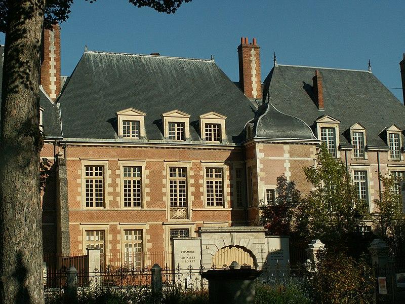 Fichier pa00098908 chambre des notaires du loiret 6 rue d - Chambre des notaires de loire atlantique ...