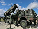 PATRIOT SAM launcher at ILA 2012.jpg