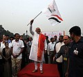 PM Modi flags off the Run For Unity on Sardar Patel Jayanti (2).jpg