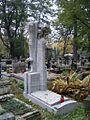 POL Kraków Janina Gałowa grave 03.jpg