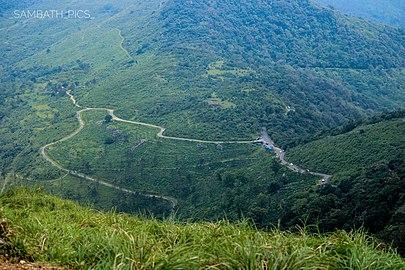Tourist Places In Trivandrum Ponmudi