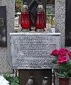 Pabaltijo cirko avarijos aukų kapas, Eiguliai.JPG