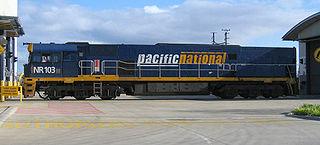 Pacific National Australian rail transport company