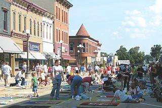Morrison, Illinois City in Illinois, United States