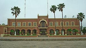 General Escobedo - Image: Palacio Municipal Esc