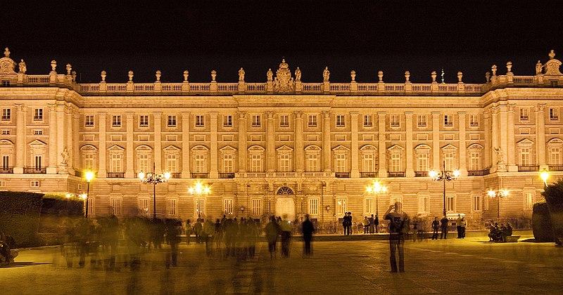 مليون دولار [ القصرِ المُلكيِ ] ~ Palacio Real من