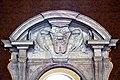 Palazzo barberini, salone di pietro da cortona, mostra di portale.JPG