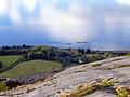Panoramabilde over nordlige del av Lindset med Kobbskjæret..jpg