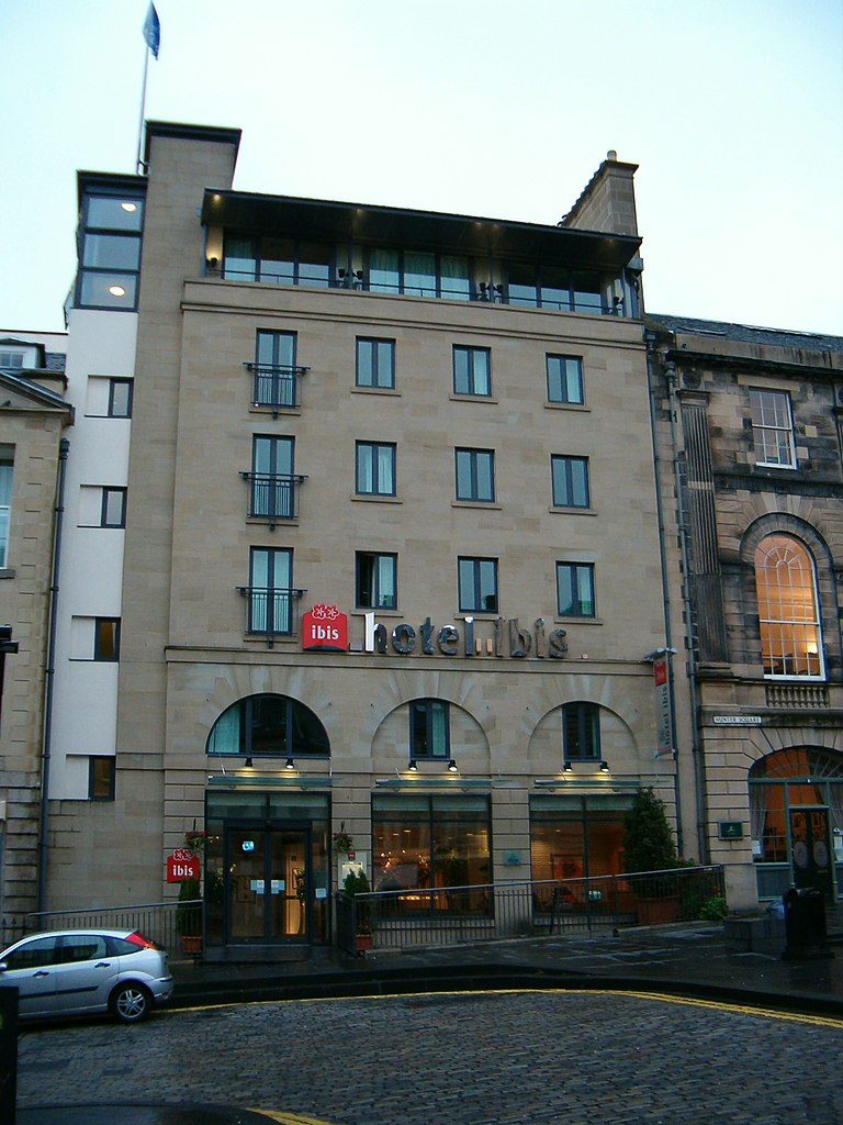 Hotel Ibis Centre Historique La Rochelle