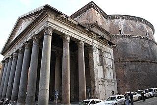 Pantheon, Rome2