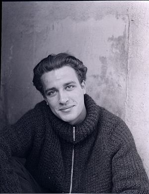 Claudio Cassinelli - Cassinelli portrayed by Paolo Monti in 1965 (Fondo Paolo Monti, BEIC)