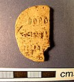 Papal Bulla, probably Innocent IV, nr Downham, Ribble Valley, Lancs. (FindID 87967).jpg