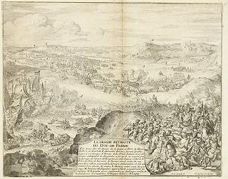 Siege of Caudebec