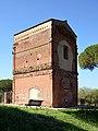 Parco archeologico delle tombe di via LatinaTomba Barberini2.jpg