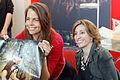 Paris - Salon du livre 2013 - Kami Garcia - Margaret Stohl 002.jpg