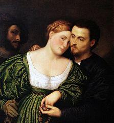 Les amants vénitiens