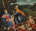 Paris Bordone - Sacra Famiglia - Collezione Privata.jpg