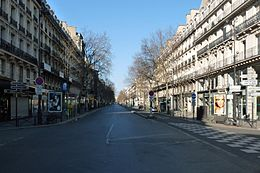 image illustrative de l'article Boulevard de Strasbourg (Paris)