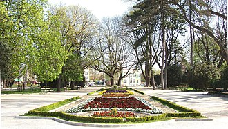 "Dobrich -  City Park ""St. George"""