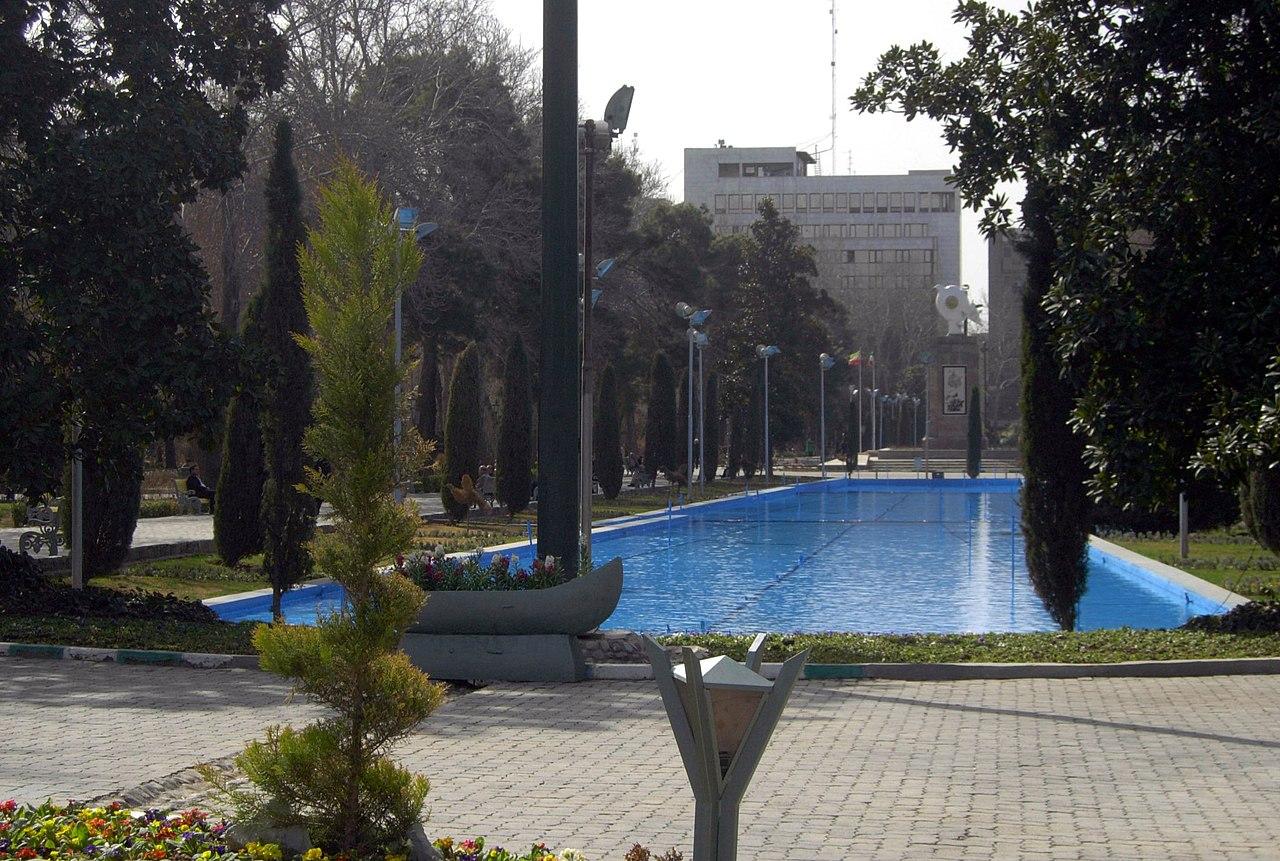 تاریخ تأسیس این پارک به سال ۱۳۳۹ باز میگردد.