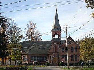 Parkhurst Memorial Presbyterian Church - The church in 2011