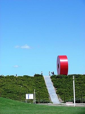 Parque Juan Carlos I from Flickr